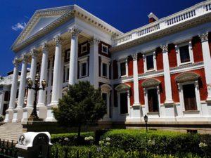 Parliament Buildings, Cape Town