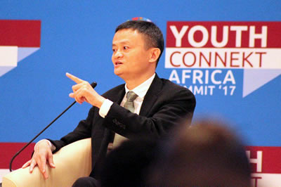 Alibaba S Jack Ma Announces 10mln African Entrepreneur Fund